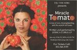 Miracle Tomato postcard
