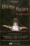 Blithe Spirit Postcard