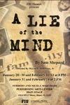 A Lie of the Mind Postcard