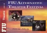 Alternative Theatre Festival 2010 Postcard