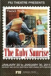 The Ruby Sunrise Postcard