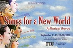 Songs for a New World Postcard by Department of Theatre, Florida International University