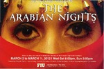 The Arabian Nights postcard by Department of Theatre, Florida International University