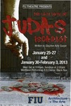 The Last Days of Judas Iscariot postcard by Department of Theatre, Florida International University