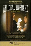 An Ideal Husband Postcard by Department of Theatre, Florida International University
