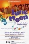 June Moon postcard by Department of Theatre, Florida International University