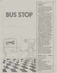 Bus Stop mailer