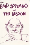The Bald Soprano and The Lesson postcard