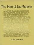 The Man of La Mancha press release