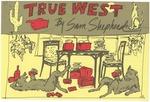 True West postcard