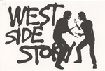 West Side Story postcard