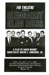 Glengarry Glen Ross by Department of Theatre, Florida International University