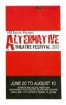 Alternative Theatre Festival 2013 by Department of Theatre, Florida International University