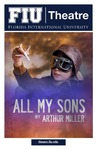 All My Sons Program by Department of Theatre, Florida International University