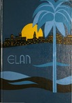 Élan, Florida International University Yearbook, 1979
