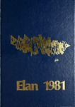 Élan, Florida International University Yearbook, 1981